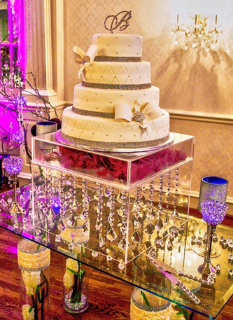 Cake Stands Amp Dessert Trays S Amp K Event Design And Rentals