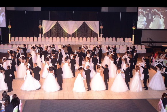 Alpha Kappa Alpha Sorority Inc. 2014 Debutante Cotillion
